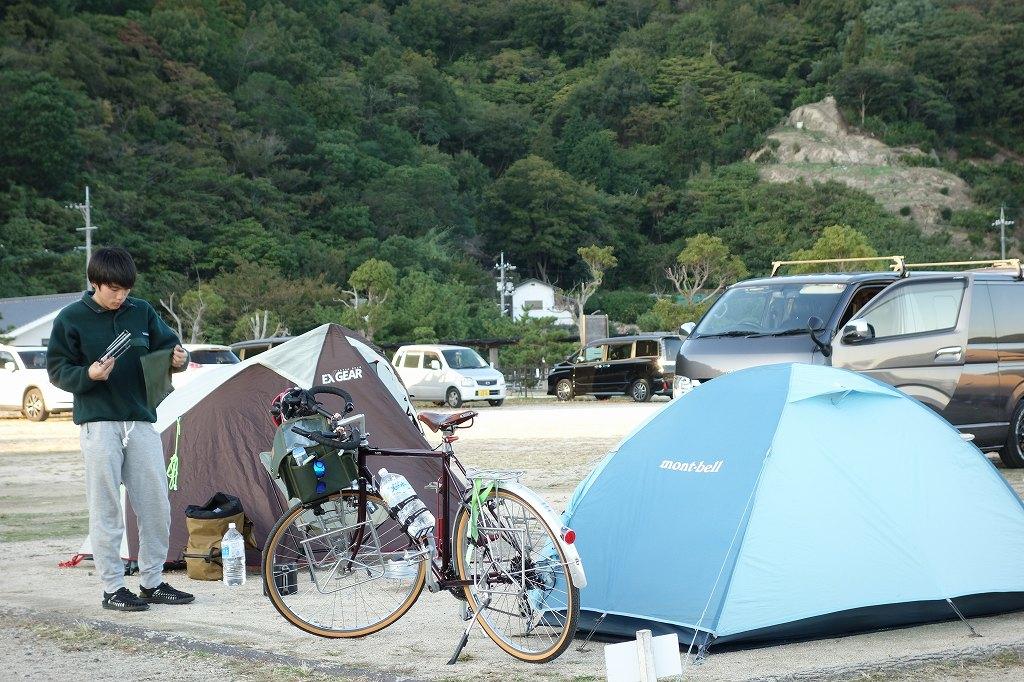 梶ヶ浜キャンプ場