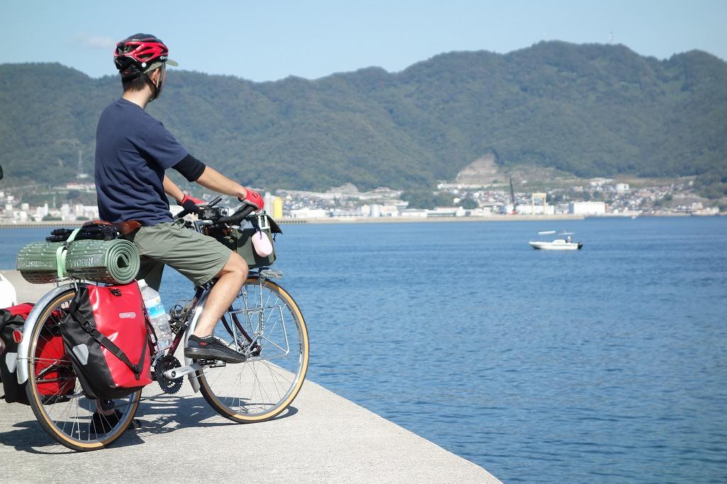 しまなみ海道 自転車ツーリング