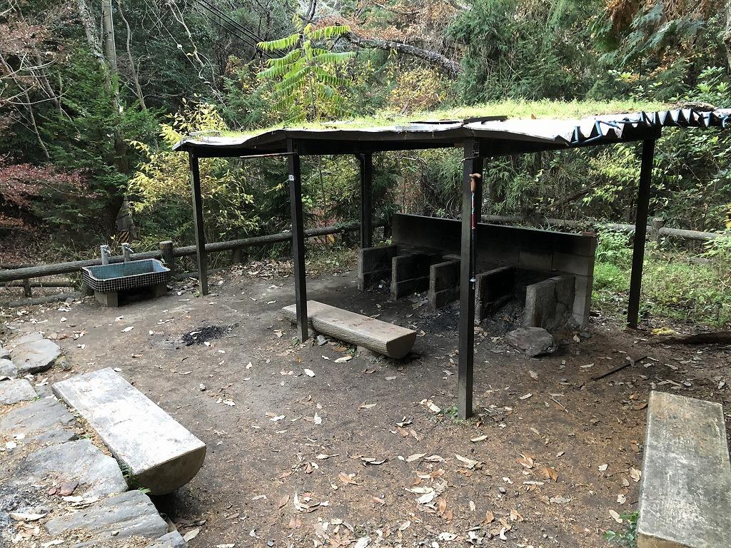 平原の滝キャンプ場