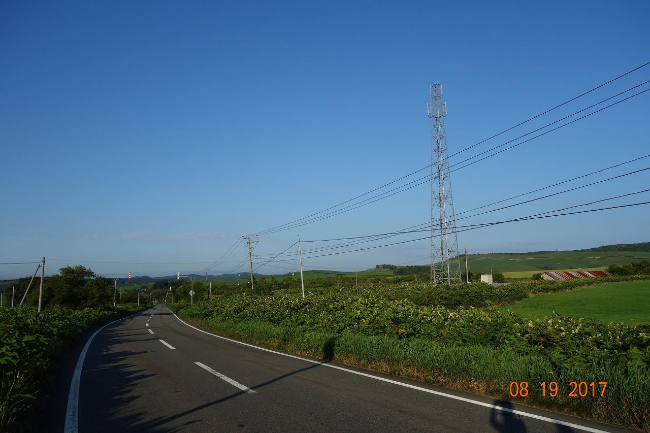 北海道で自転車ツーリング